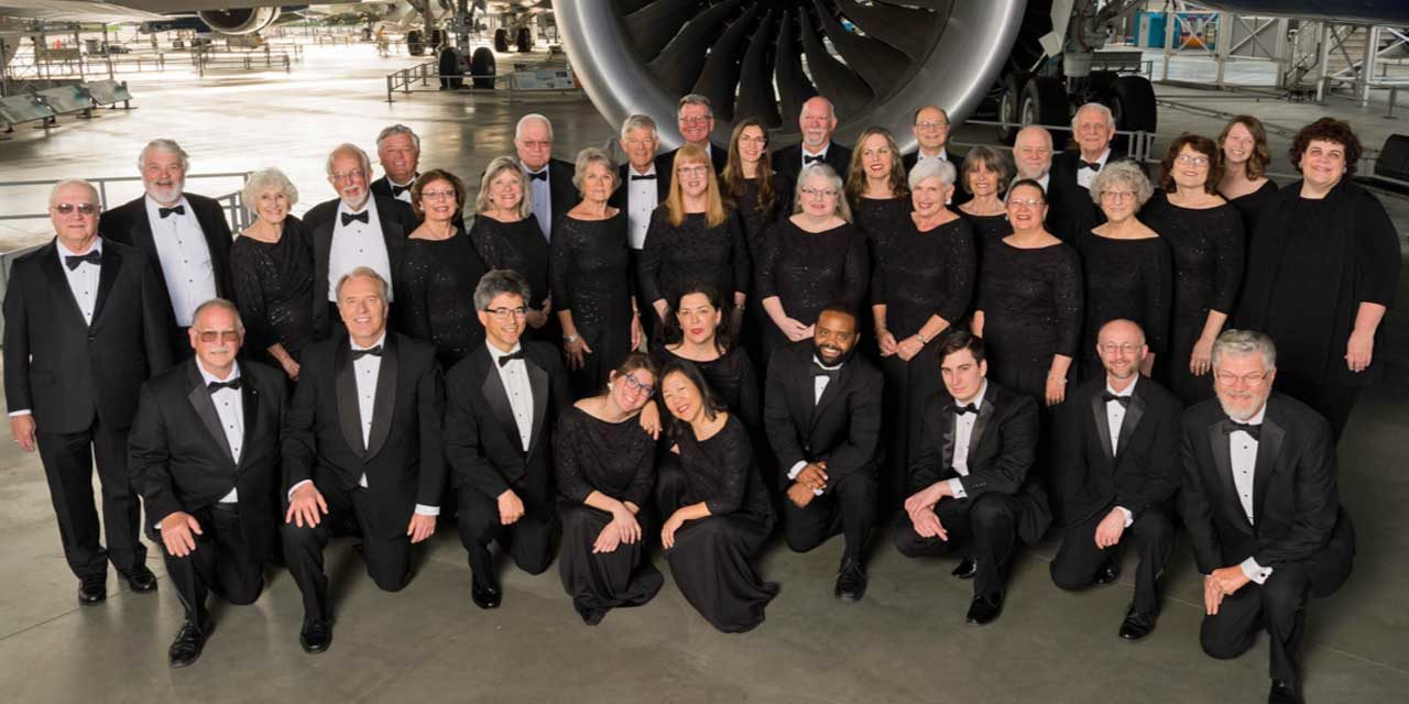 Boeing Employees Choir's Christmas Concert will be Sat., Dec. 7