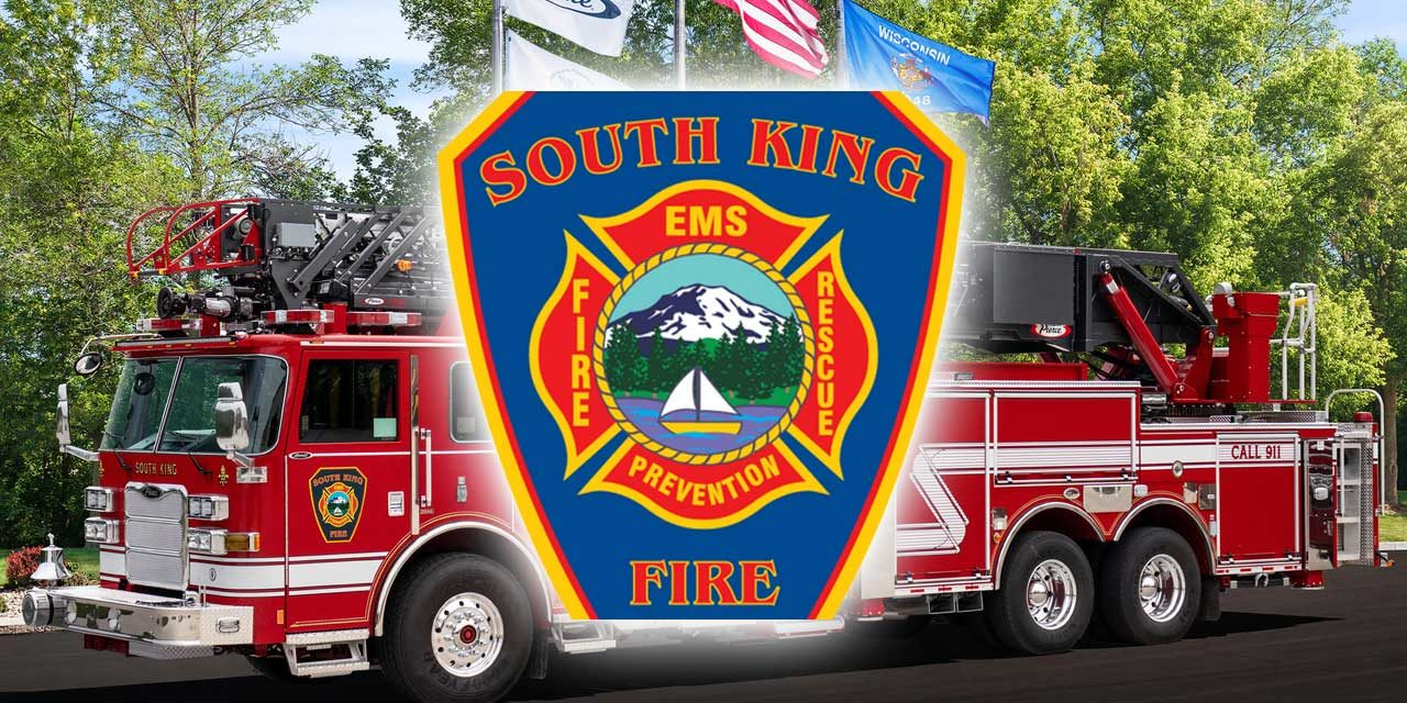Series of arsons in south end concerns South King Fire, Federal Way Police