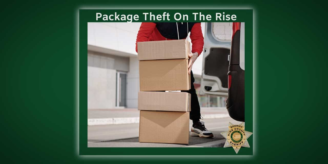 Police offer tips to prevent porch pirates during holiday shipping season
