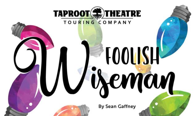 See 'Foolish Wiseman' FREE at Normandy Park United Church of Christ Sun., Dec. 8