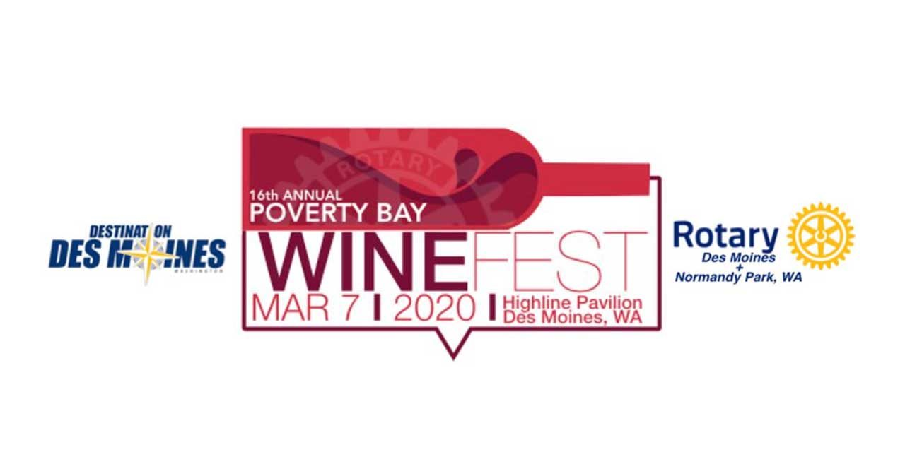 Poverty Bay Wine Festival returns for 16th year in new location on Saturday, Mar. 7