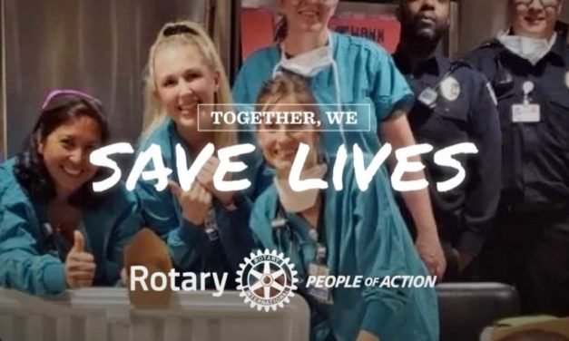 Seattle-area Rotarians celebrate 35 years of successful virus eradication